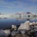 Die Gletscher Kronebreen und Kongsvegen nahe Ny-Alesund. Foto: K. Binder