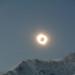Corona during the eclipse Foto: Kerstin Binder