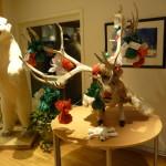 Rudolf, der Ny-Ålesund Adventskalender