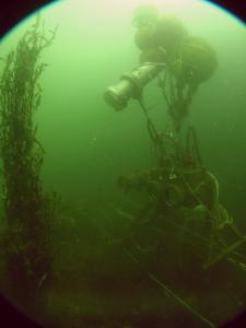 RemOs1 under water