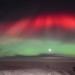 Kräftige Farben, auch der Mond ist am 22. Juni zu sehen. © Jens-Peter Biethan.