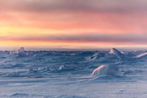 Antarktisches Meereis, Weddellmeer. Foto: Alfred-Wegener-Institut/Mario Hoppmann