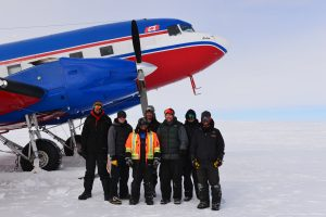 Die kanadischen Piloten; Foto: Linda Duncker