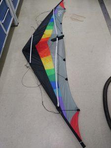 Power-Kite (Foto: Klaus Guba)