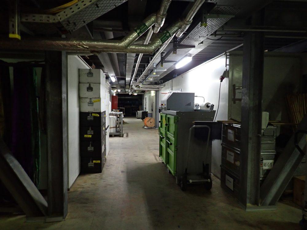 Blick in die Neumayer-Station III