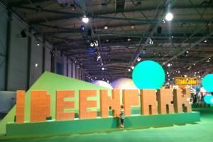 SciCamp beim Ideenpark in Essen. Bild: Helmholtz (CC-BY 3.0)