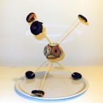 Das Donut-Atommodell von Anna Scheurer, Bild: CC-BY 4.0