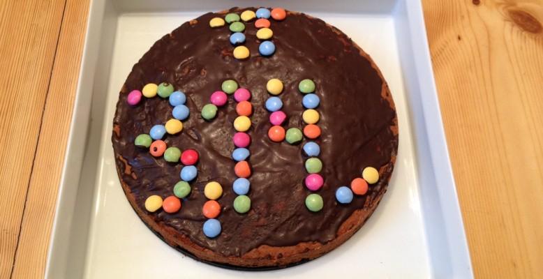 Pi-Kuchen. Foto: Helmholtz (CC-BY 3.0)