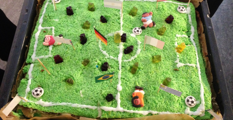 WM-Kuchen: Bild. Helmholtz, CC-BY 3.0