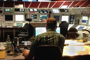 GSI-Kontrollraum. Foto: GSI