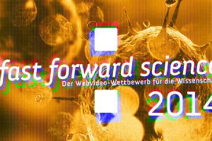 Fast Forward Science - Der Webvideo-Wettbewerb für die Wissenschaft. Bild: WiD