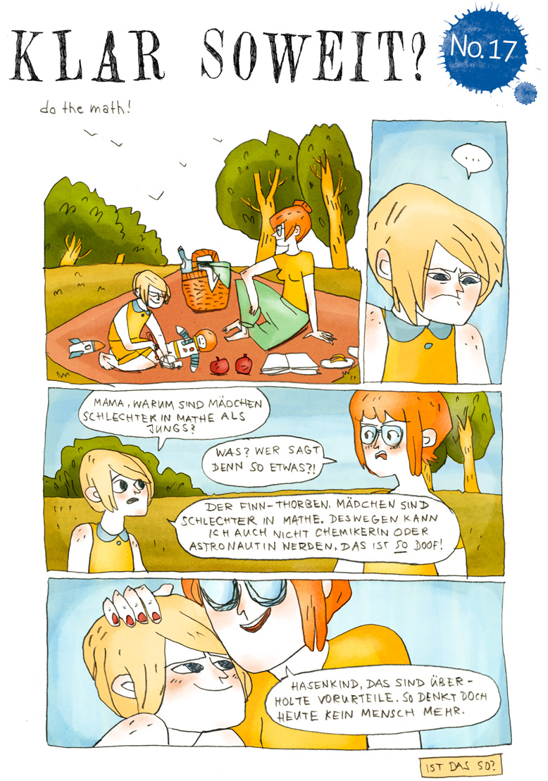 Klar Soweit? No.17 Seite 1
