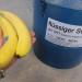 Wie kühlen PhysikerInnen ihr Obst im Hochsommer? Richtig ... Bild: DESY.