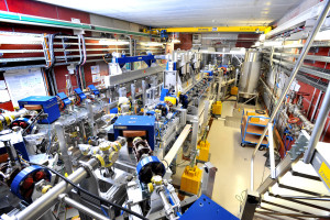 Free Electron Lasers at the ELBE Center for High-Power Radiation Sources at HZDR. Photo: HZDR/Frank Bierstedt