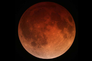 Mondfinsternis 2014 - Bild: Tom Ruen, CC-BY-SA 3.0