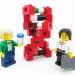 """Lego-DNA-Forscherinnen """"The Bioneers"""". Bild: LEGO."""