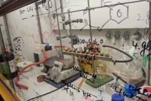 Labor am Helmholtz-Zentrum für Infektionsforschung in Braunschweig. Bild: Helmholtz Juniors
