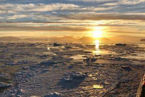 Polarstern – Antarktische Halbinsel / Weddellmeer Foto: T. Badewien