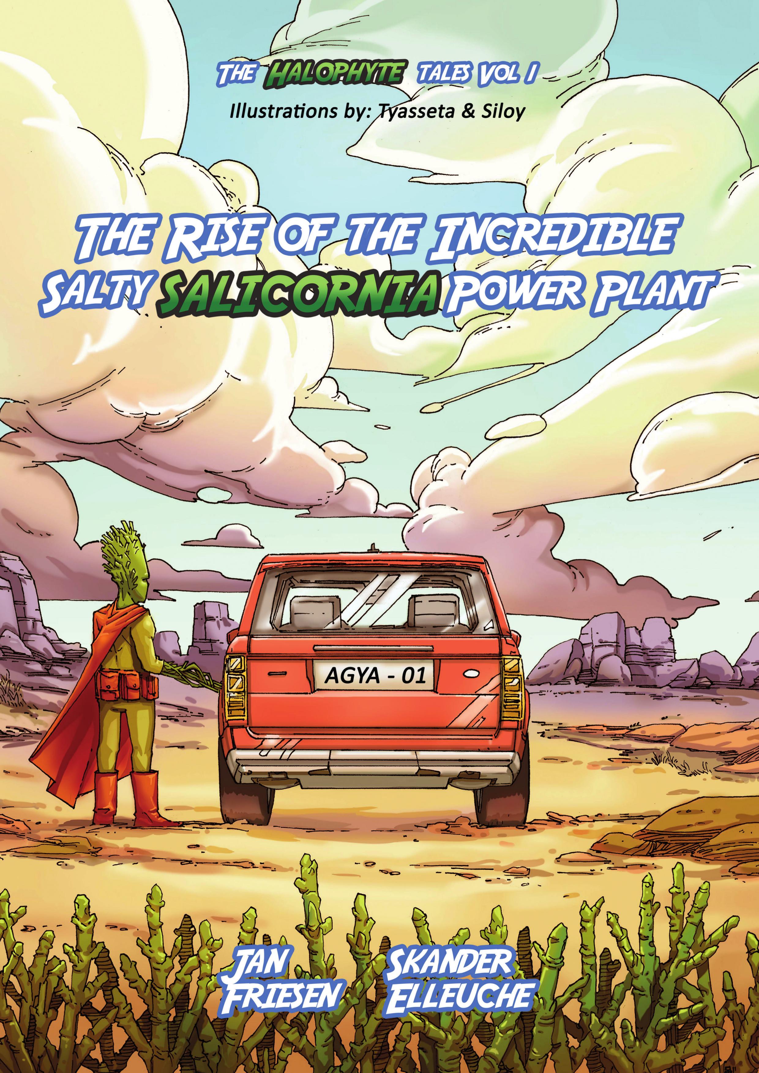 AGYA Science Comic Vol. 1