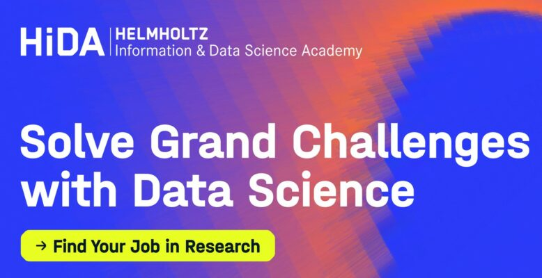 Helmholtz Data Science Career Day