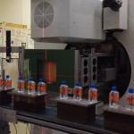 Ein Experiment besteht stets aus einigen Proben. Bild: GSI