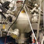 Die eierlegende Wollmilchsau der Materialforschung. Bild: GSI