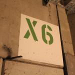 Experimentierplatz X6 bekommt den Strahl vom UNILAC. Bild: GSI