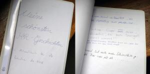 Das Gästebuch im HKR. Bild: GSI