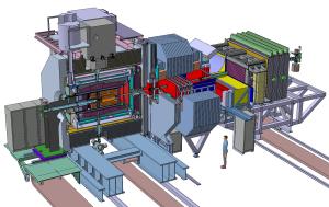 Der PANDA-Detektor. Bild: GSI