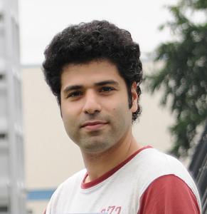 Shahab Sanjari kommt ursprünglich aus dem Iran. Bild: G. Otto/GSI