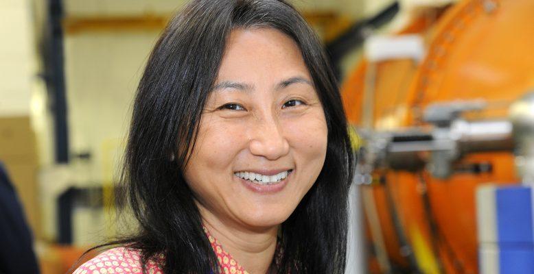 Professorin Mei Bai
