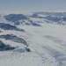 Luftaufnahme eines Gletschers auf der Antarktischen Halbinsel. Foto: Robert Ricker, Alfred-Wegener-Institut