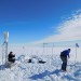Autonome Radar-Station mit GPS und Windturbinge