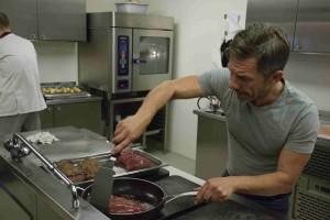 Beim Kochen - noch an Neumayer