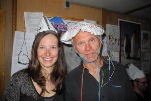 Katharina und Erich zu Silvester