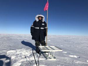 pRES-Messung in Grönland