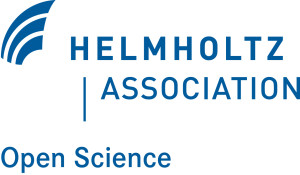 Logo Helmholtz working group Open Science