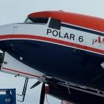 Arbeiten an Polar 6