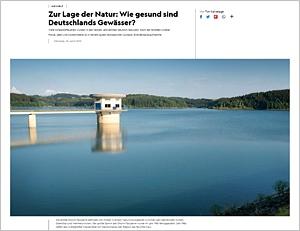 Screenshot nationalgeographic.de