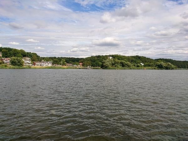 Die Elbe bei Tesperhude