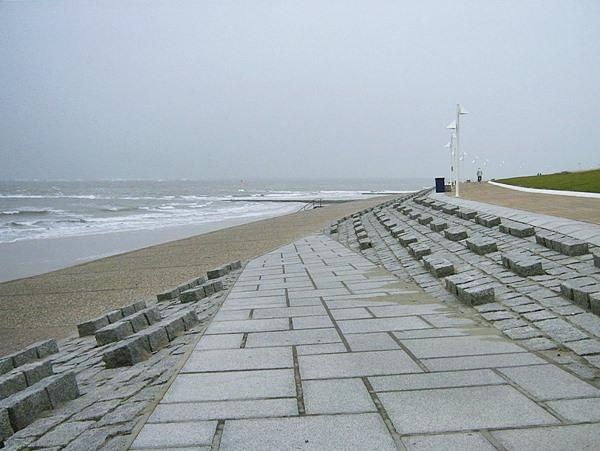 Promenade auf Norderney