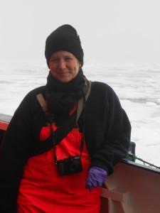 Melanie Bergmann. Foto: N. Budaeva ORAN