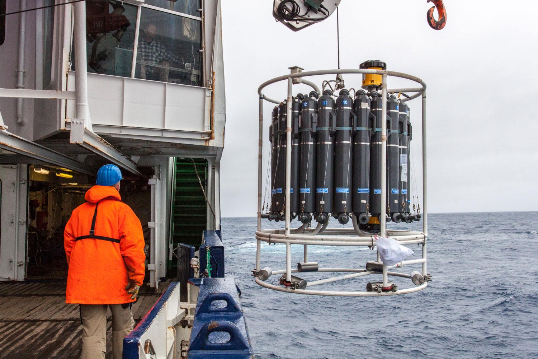 increasing pressure polarstern blog