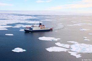 Polarstern. Foto: Natalie Prinz