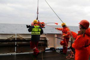 Earthquakes on the seafloor