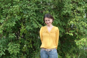 Dr. Alina Deac is the head of a Helmholtz Young Investigators Group at HZDR.