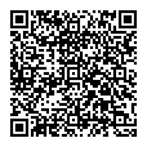 QR-Code der Mobilnummer für den Helmholtz-Whatsapp-Dienst