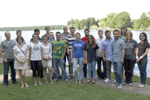 Participants of the DESY Zeuthen Summer School 2014