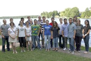 Participants of the DESY Zeuthen Summer School 2014