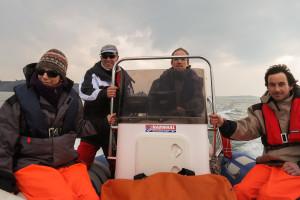 Eine Seefahrt die ist lustig…